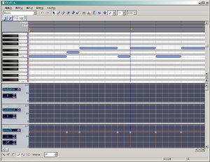 XGworksST_吹奏楽器の打ち込み_1